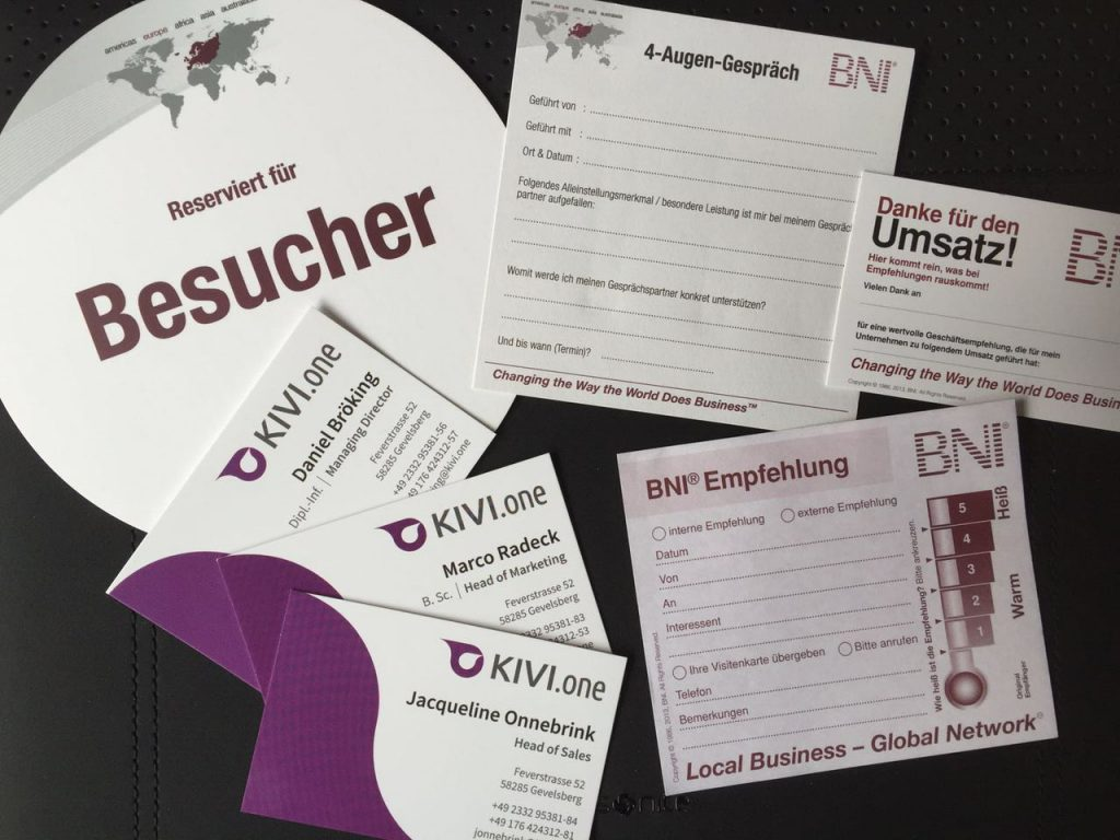 KIVI.one Feverstraße 52 58285 Gevelsberg